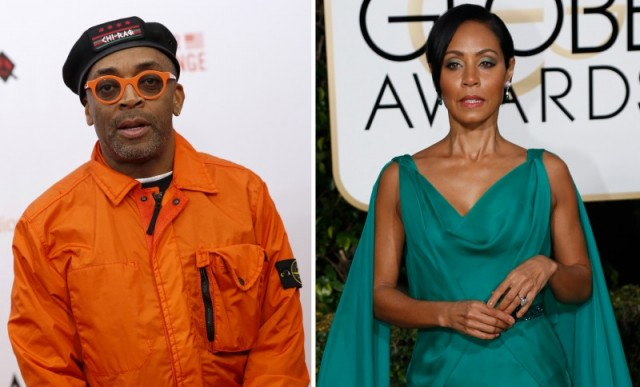 Spike Lee and Jada Pinkett-Smith both announced last week that they would boycott the awards show. (Photos: Reuters)