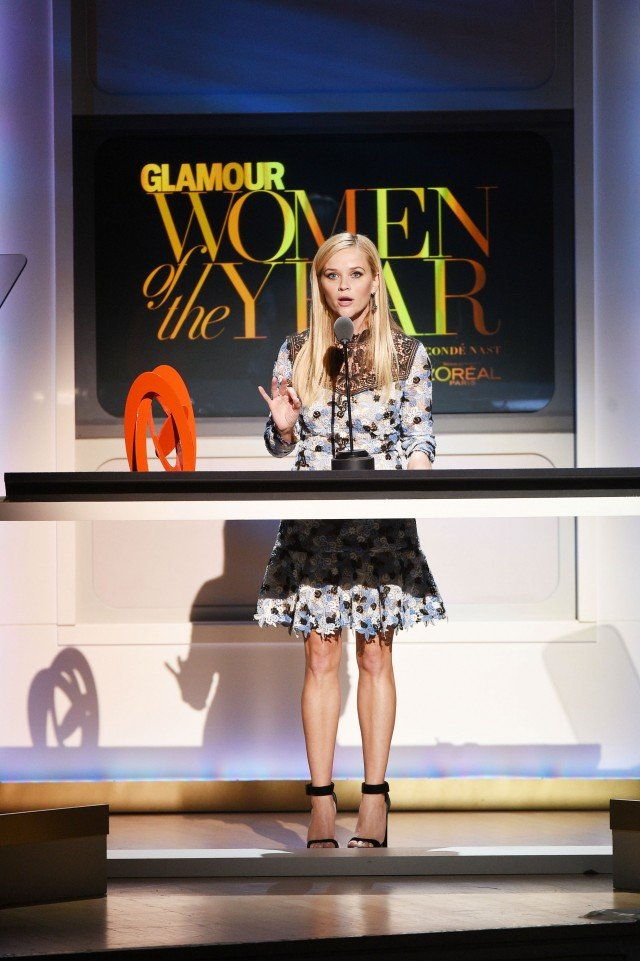 Reese Witherspoon criticizes Oscars for lack of diversity