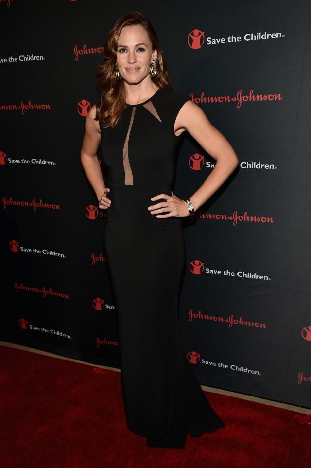 Jennifer Garner dating Patrick Dempsey