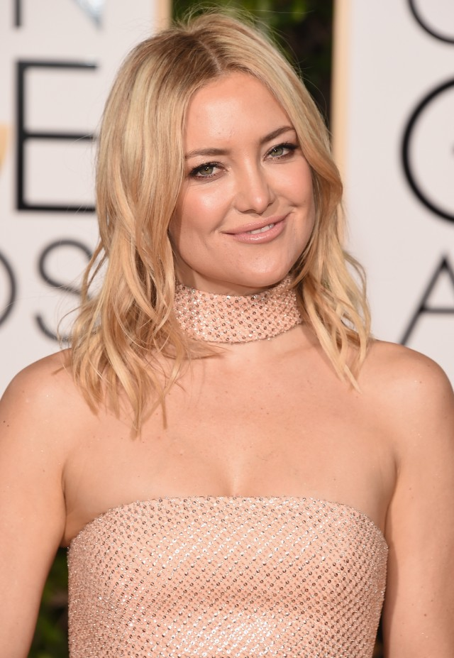 Kate Hudson Golden Globe awards dress