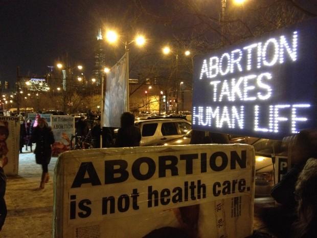 Photo: John Jansen, Pro-Life Action League