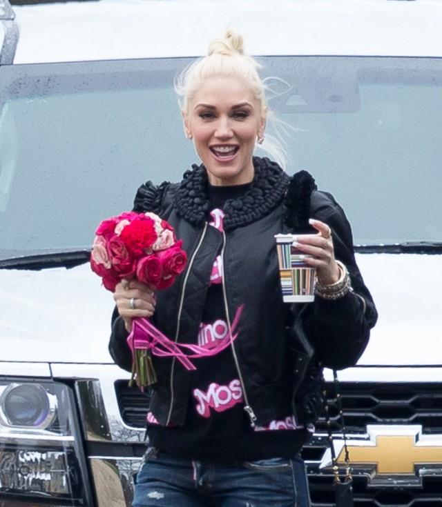 Gwen Stefani getting married?