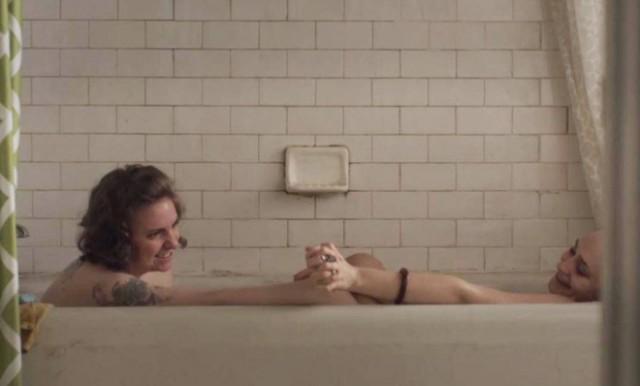 Lena Dunham nude Girls