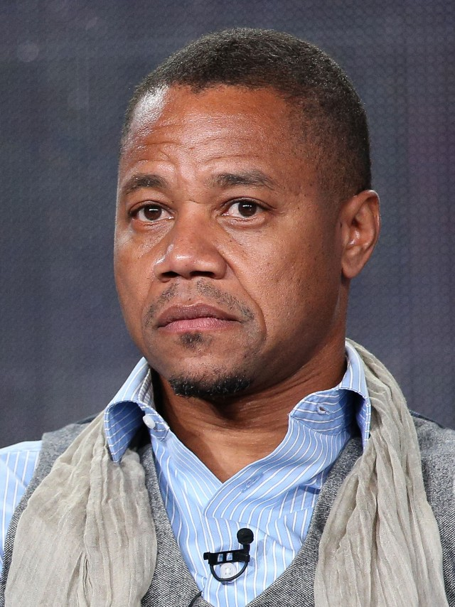 Cuba Gooding Jr. plays O.J. Simpson in new show. (Photo: Getty Images)