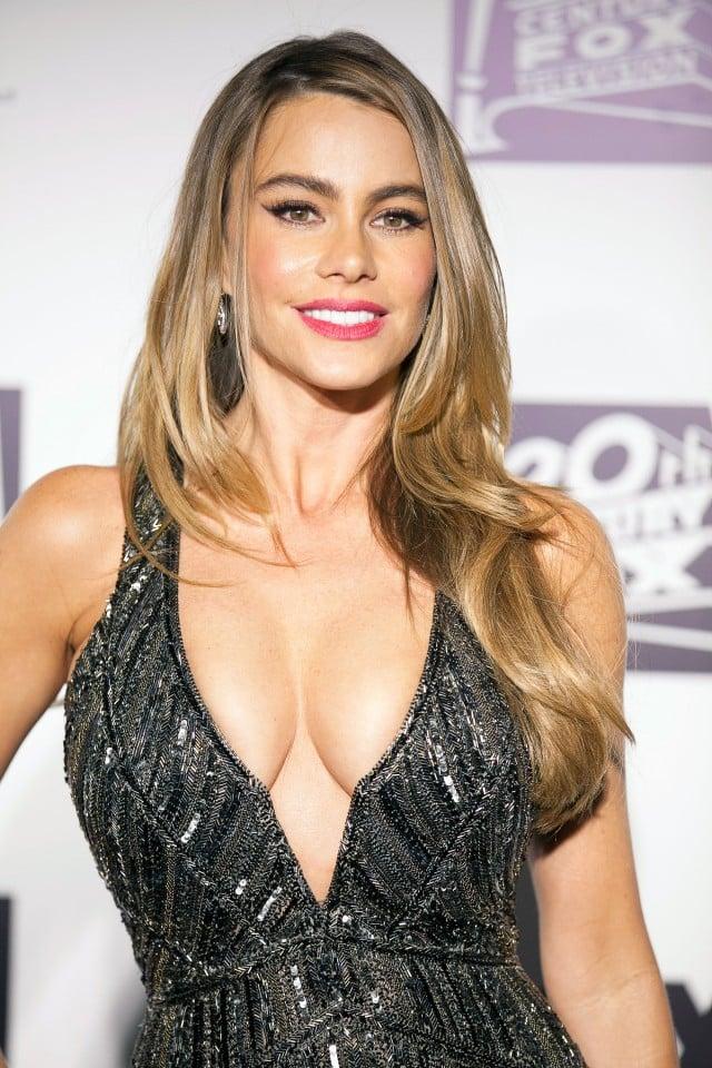 Sofia Vergara's boobs