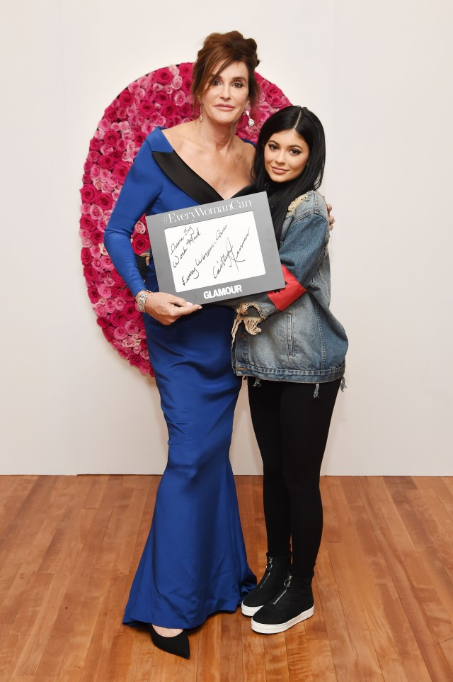 Kylie Jenner knew about Caitlyn Jenner