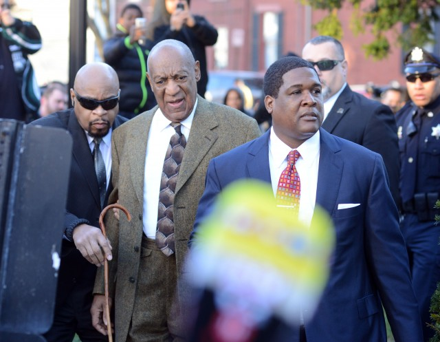 Bill Cosby sexual assault charges