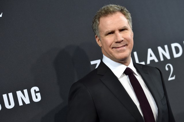 Will Ferrell voting for Hillary Clinton