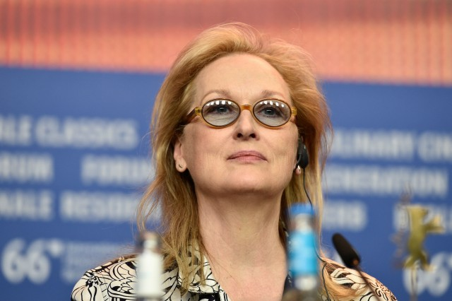 Meryl Streep We're all African
