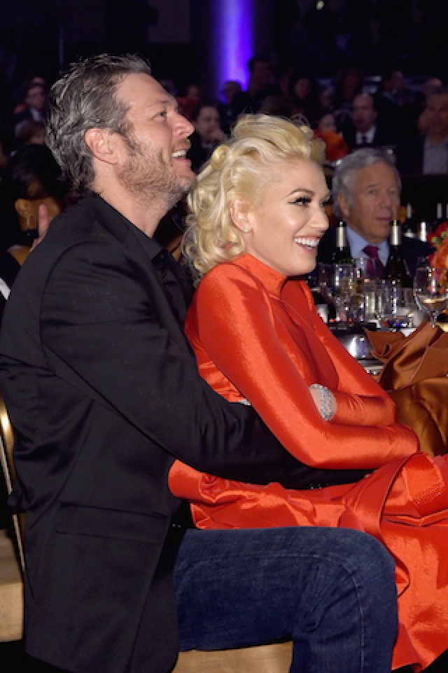 Gwen Stefani and Blake Shelton dating