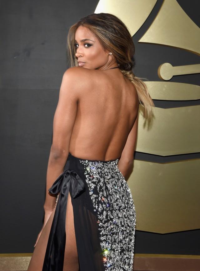 Ciara dress at Grammy Awards