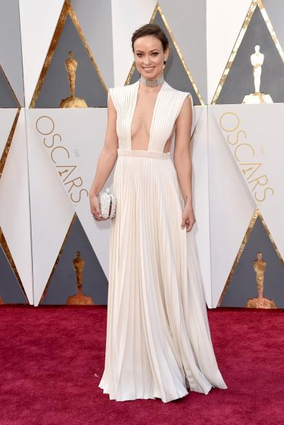 Olivia Wilde Oscars dress