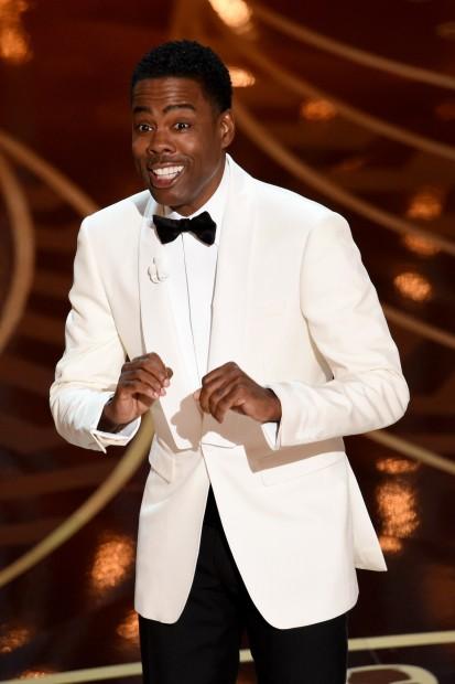 Chris Rock's Oscars monologue