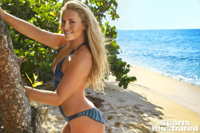 Lindsey Vonn Sports Illustrated Facebook pages