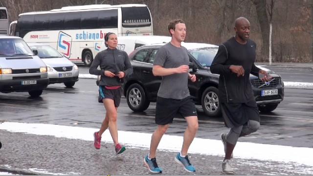 Mark Zuckerberg security guards