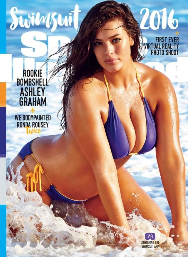 Ashley Graham Sports Illustrated 2016