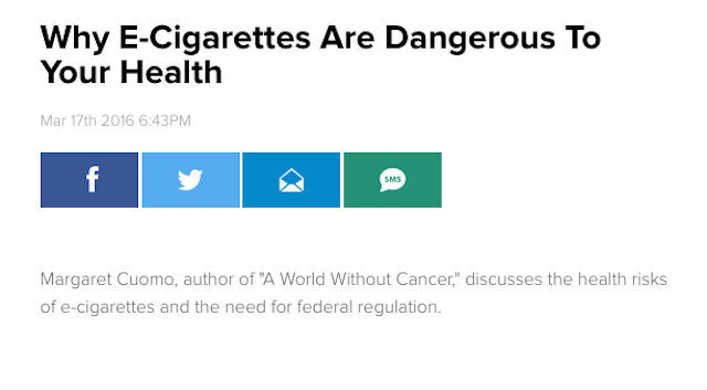 Screenshot Huffington Post