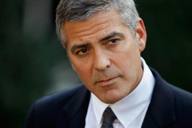 George Clooney calls Donald Trump a racist