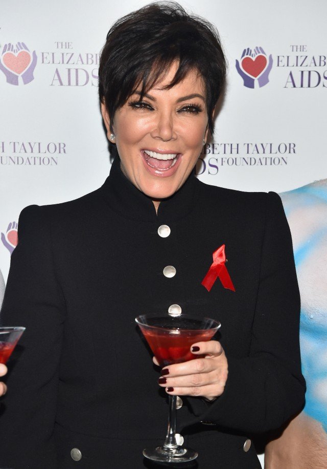 Book Kim Kardashians Own Mother Deliberately Leaked -9590