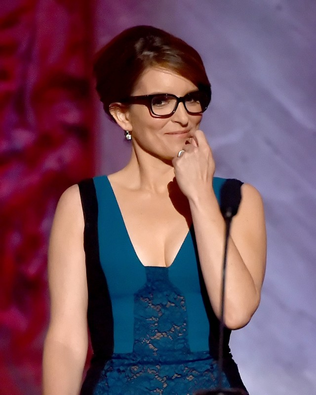 Tina Fey calls Oscars bullshit