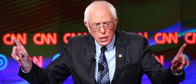 NRA Backs Bernie Sanders On Gun Manufacturer Liability (Getty Images)
