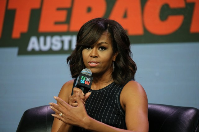Michelle Obama will never run for president