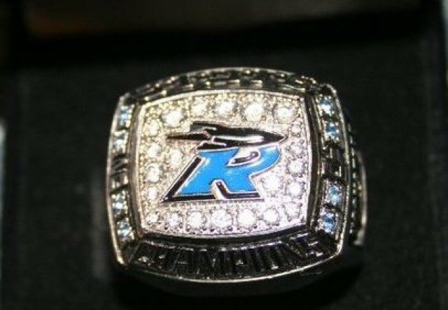 David Hookstead state championship ring (Credit: David Hookstead personal photo)