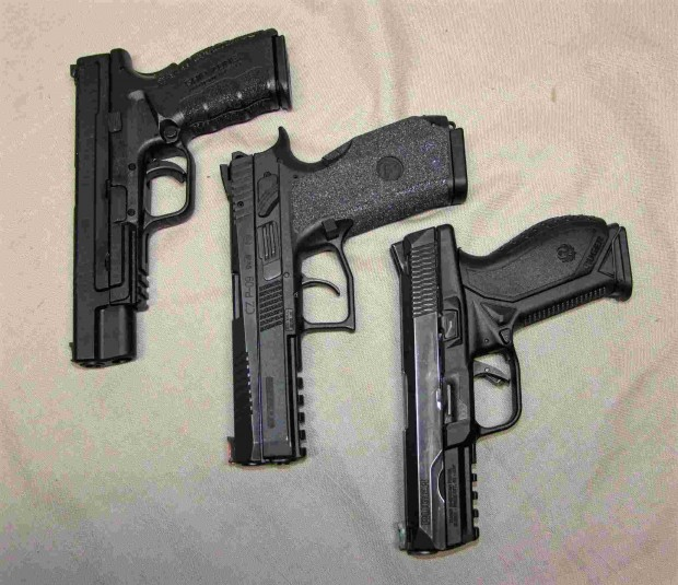 Pistols That Fit: Springfield Armory XD Tactical Mod2