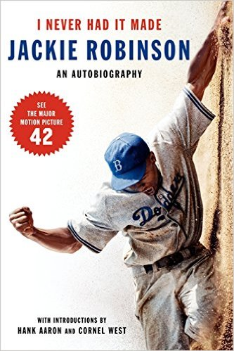 """I Never Had It Made"" focuses on Jackie Robinson's Republican politics (Photo via Amazon)"