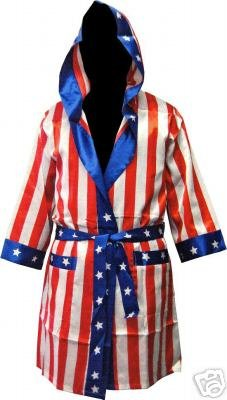This is the robe that the patriot was wearing (Photo via Amazon)