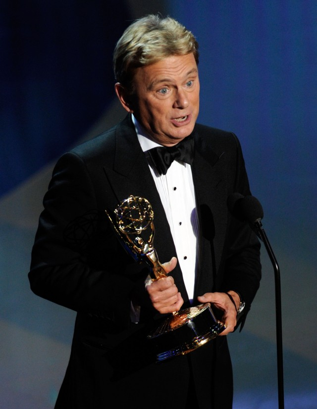 Pat Sajak. (Photo: Getty Images)