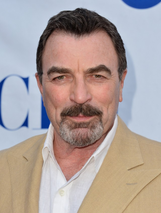 Tom Selleck. (Photo: Getty Images)
