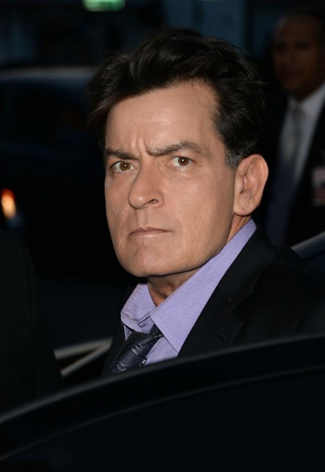 Charlie Sheen AIDS