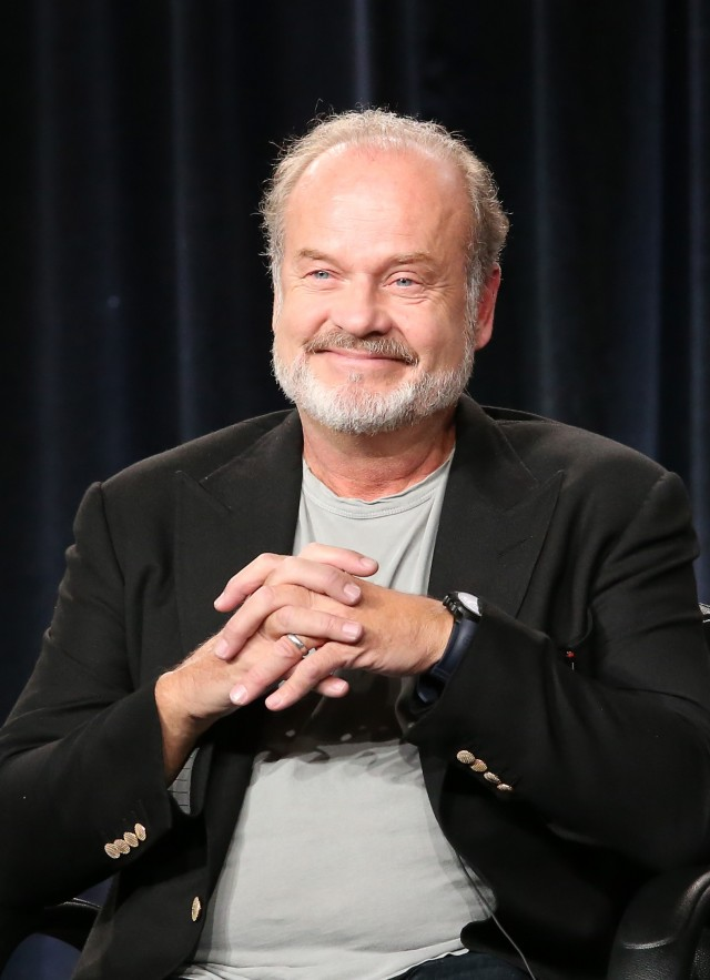 Kelsey Grammer. (Photo: Getty Images)