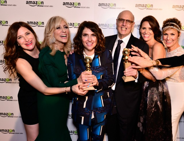Crew of 'Transparent' doesn't want to use unisex bathrooms