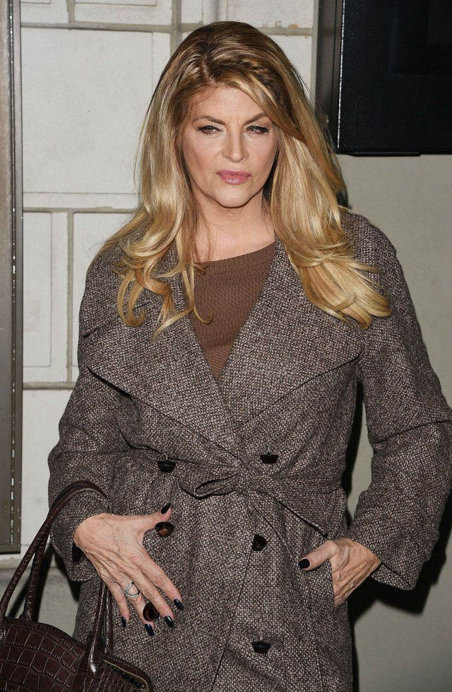 Kirstie Alley Donald Trump