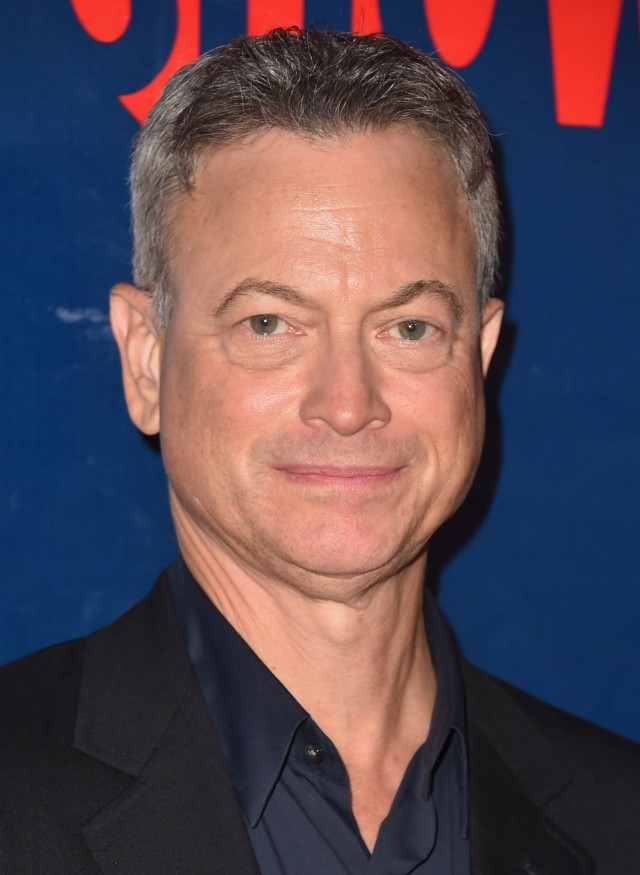 Gary Sinise. (Photo: Getty Images)