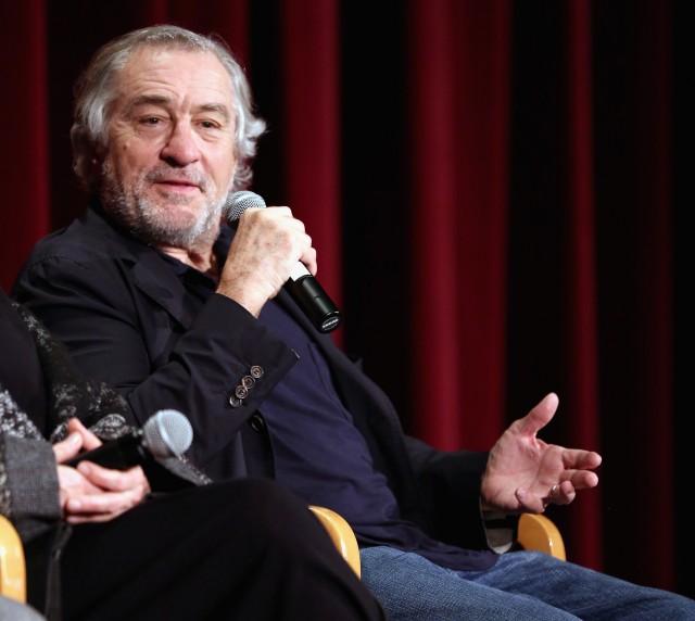 Robert De Niro anti-vaccine?