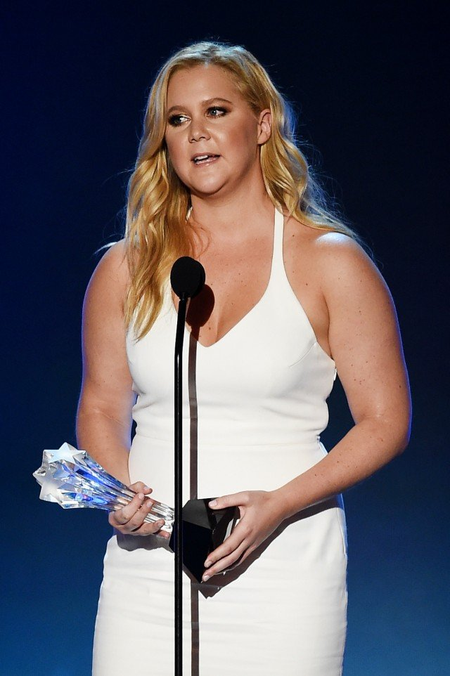 Amy Schumer on Trainwreck shooting