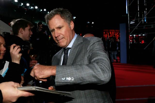 Will Ferrell not doing Reagan movie