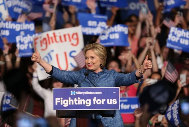 Hillary Clinton noise machine
