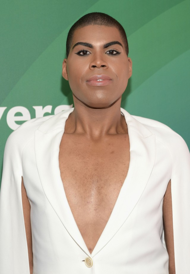 Rich Kids EJ Johnson poses in dress after insisting he is