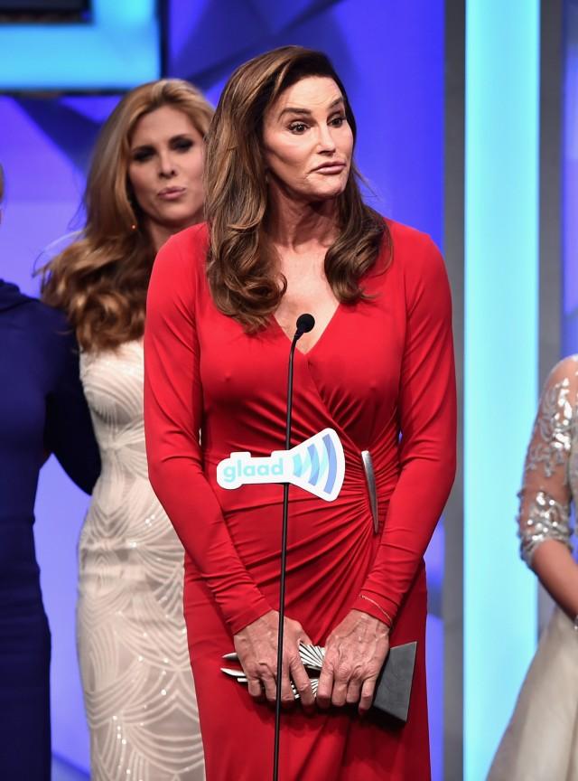 Caitlyn Jenner transgender