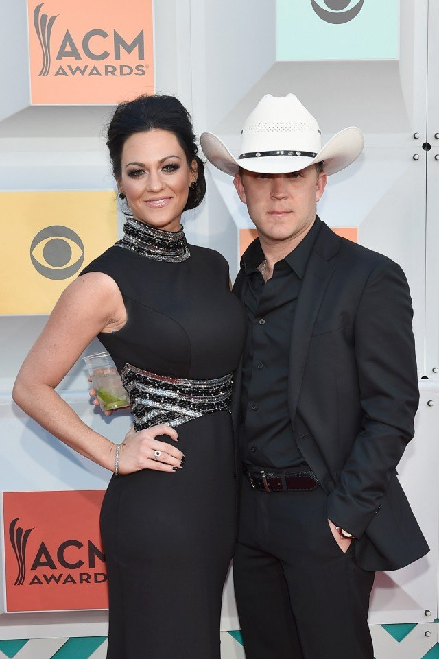 Justin Moore voting for Donald Trump
