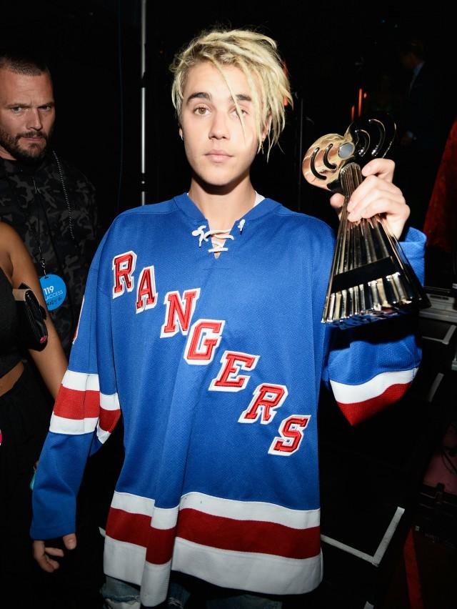 Justin Bieber dreads