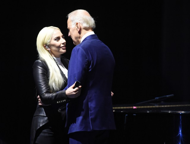 Joe Biden And Lady Gaga sexual assault