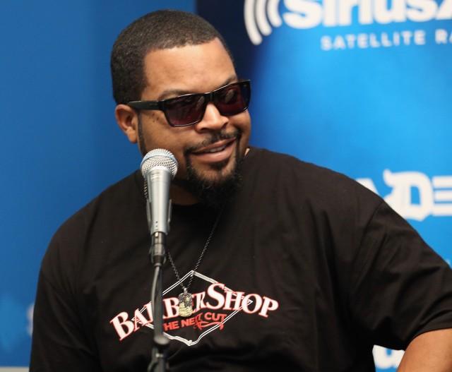 Ice Cube said Americans love Donald Trump