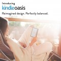 The Kindle Oasis comes out just in time for Mother's Day (Photo via Amazon)