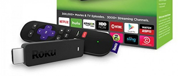 The new Roku stick is the best streaming device yet (Photo via Amazon)