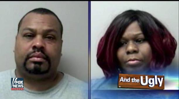 Clifford and Latoya Knight (Fox News)